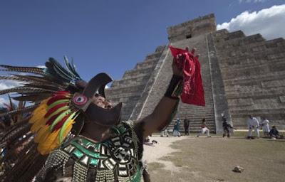 Η σαλμονέλα φαίνεται πως εξολόθρευσε τους Αζτέκους