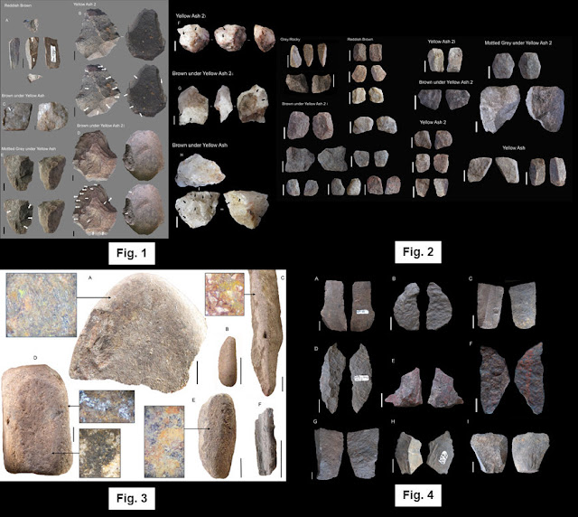 'Staying longer at home' was key to Stone Age technology change 60,000 years ago