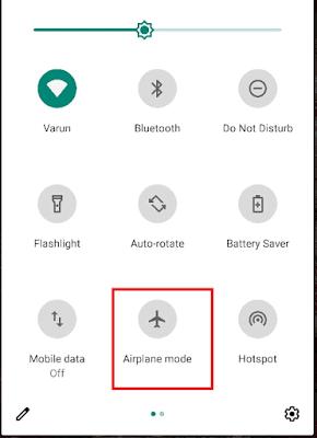 HP Tidak Bisa Internetan padahal Sudah Connect