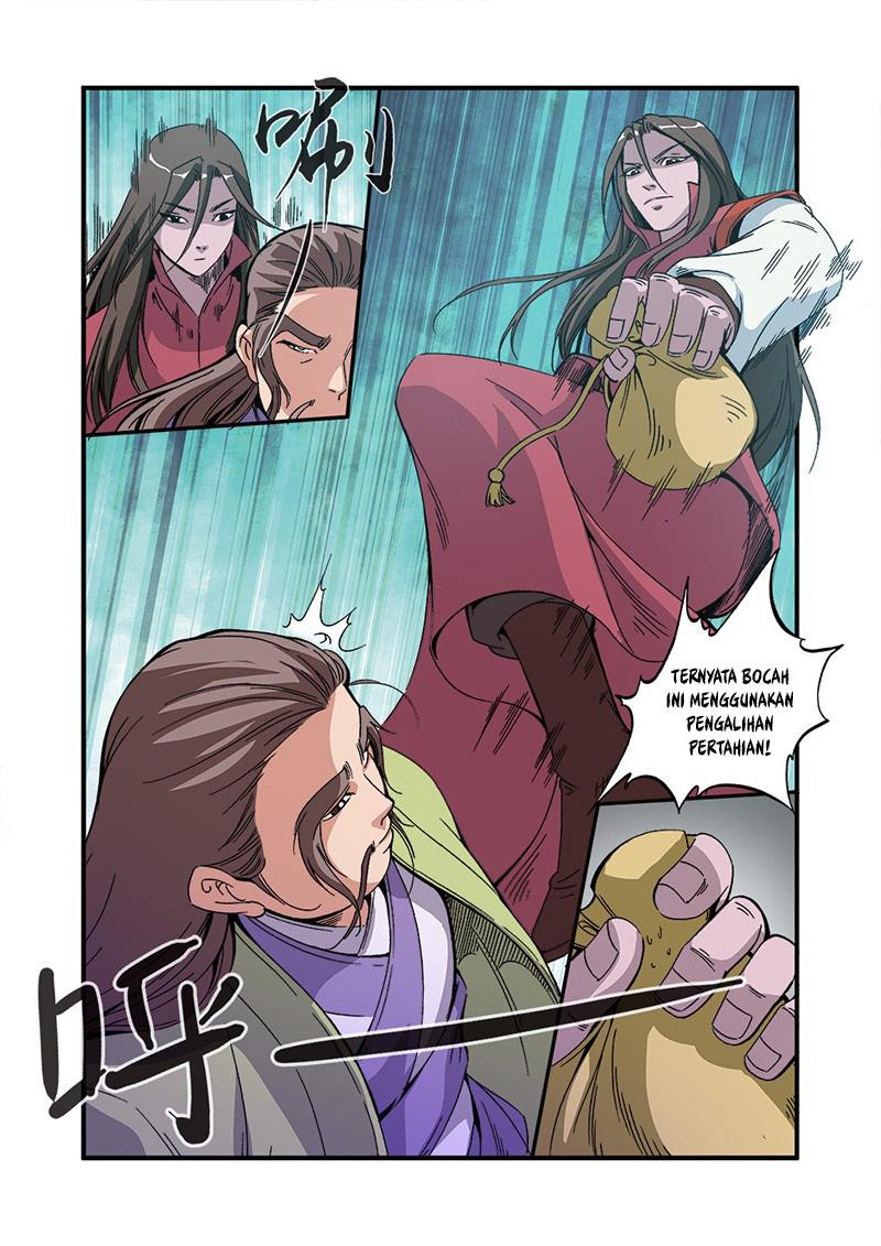 Xian Ni Chapter 54