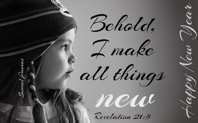 New Year Bible Verse Free Download