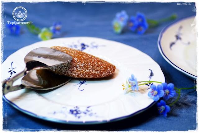 Gartenblog Topfgartenwelt Buchtipp Französisch Backen mit Rezept für Madeleines: französisch backen Buch