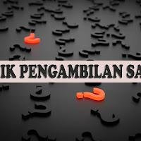 TEKNIK PENGAMBILAN SAMPEL UNTUK PENELITIAN EKSPERIMEN DAN LABORATORIUM