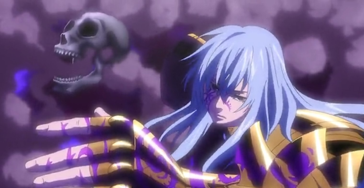 Saint Seiya: The Lost Canvas Episodio 05 Dublado