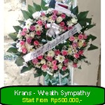 Sympathy and Condolences Flower