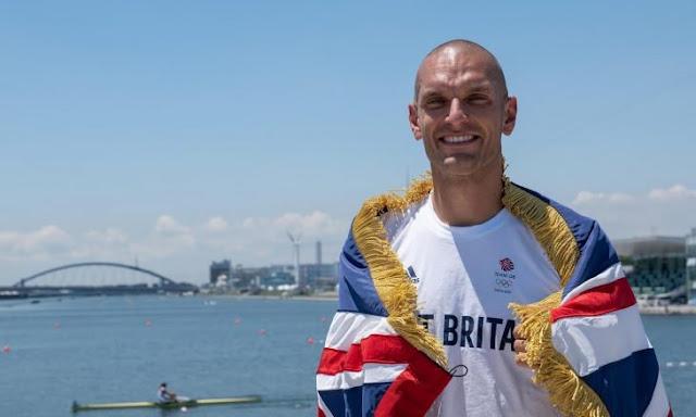 طوكيو..مسلم من أصل مغربي سيحمل العلم البريطاني في افتتاح أولمبياد