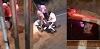 Agentes de vialidad de Tepa ya se tragaban a un motociclista