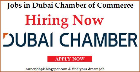 Jobs in Dubai Chamber of Commerce