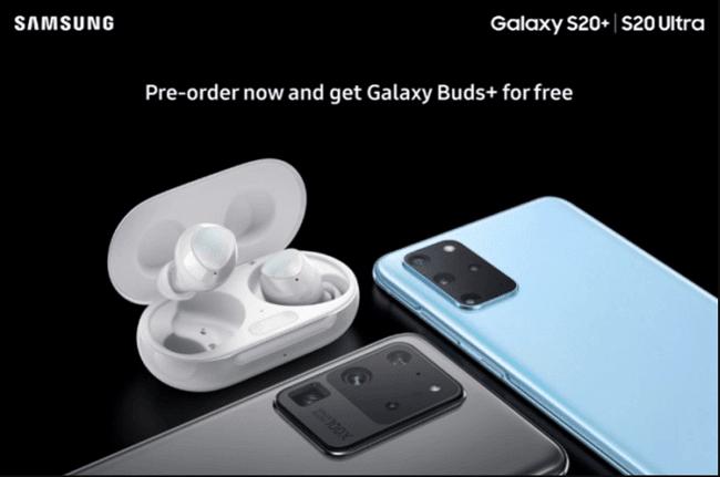 Samsung Galaxy S20 Series, Galaxy Z Flip And Galaxy Buds Plus Sale Starts Soon