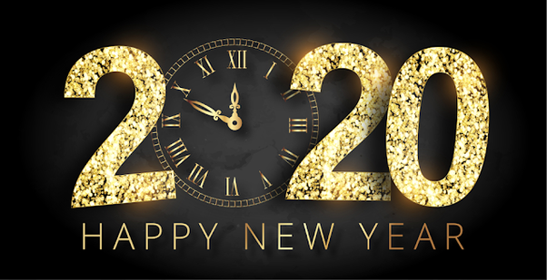Happy New Year 2020 Wishes Images Quotes Gif Greetings