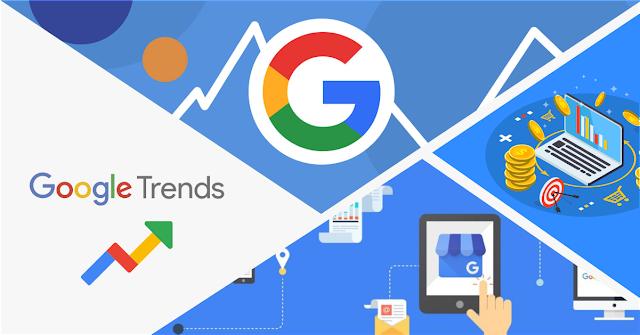 كيفية استخدام جوجل تريند Google Trends لإختيار أفضل الكلمات الرئيسية2021