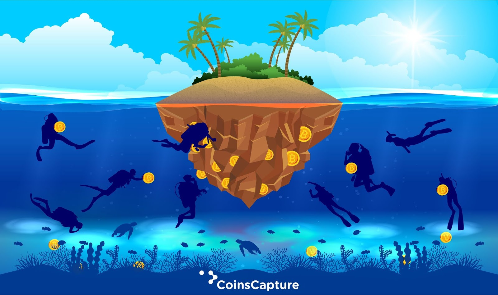 Coinscapture com : Working of Cryptocurrency Mining Pool