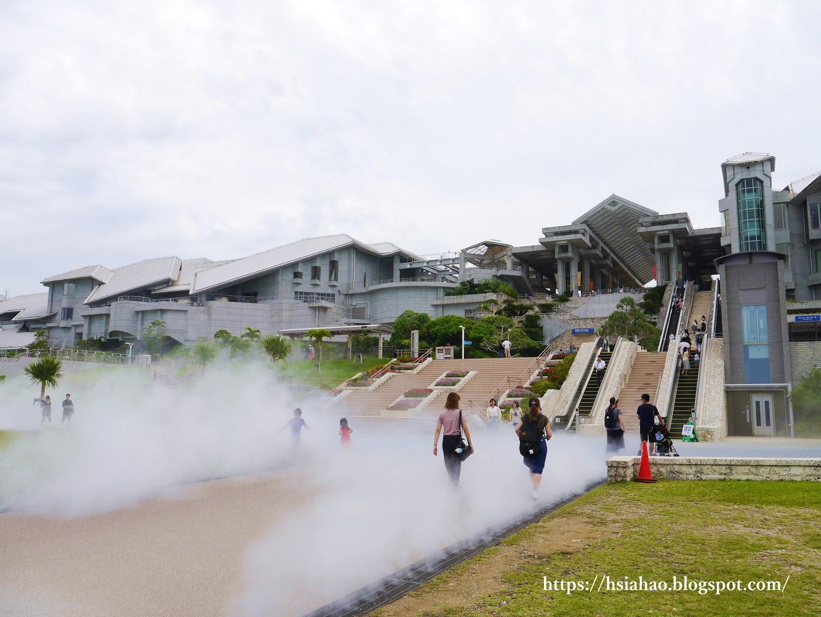 沖繩-海洋博公園-美麗海水族館-景點-海洋博公園交通-自由行-旅遊-旅行-okinawa-ocean-expo-park-Churaumi