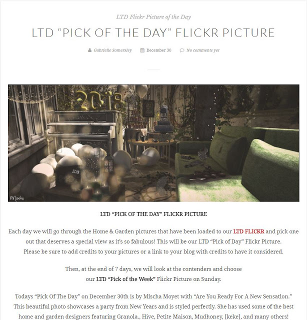 #735 Pick of the day..