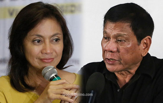 Vice President-elect Robredo backed out meeting president-elect Duterte?