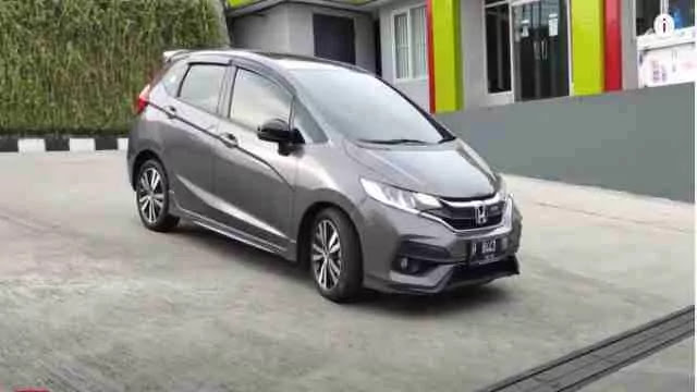 REVIEW JAZZ RS GK5 YEAR 2018