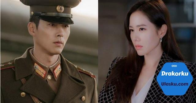 Crash Landing On You - Drakor terbaru Hyun Bin dan Son Ye Jin