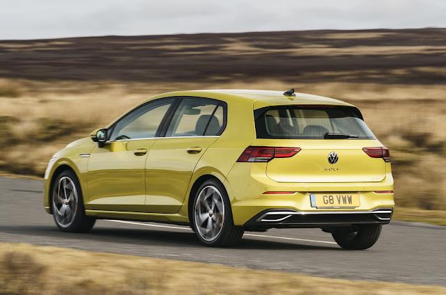 Essai de la Volkswagen Golf