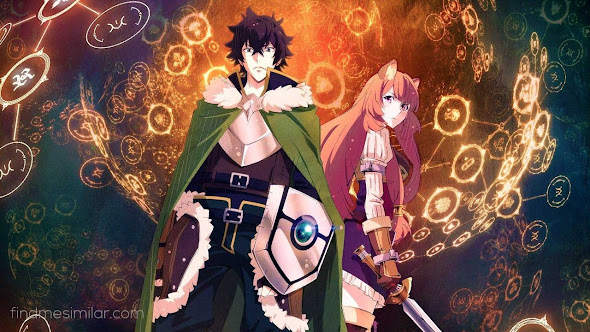 Anime Like The Rising of the Shield Hero