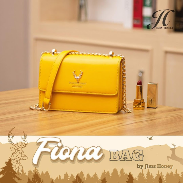 FIONA BAG JIMS HONEY