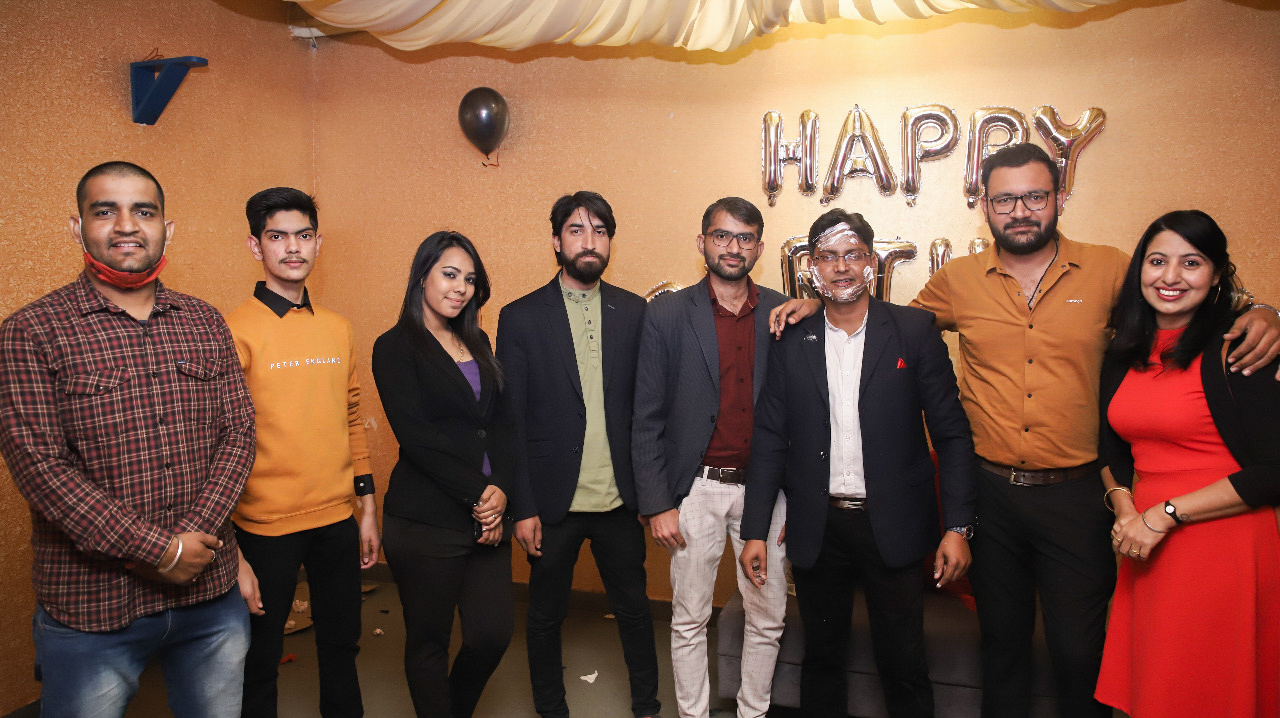 KP-Productions-founder-Kapil-Raj-celebrated-his-birthday-with-a-loud-noise