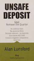 Unsafe Deposit Card