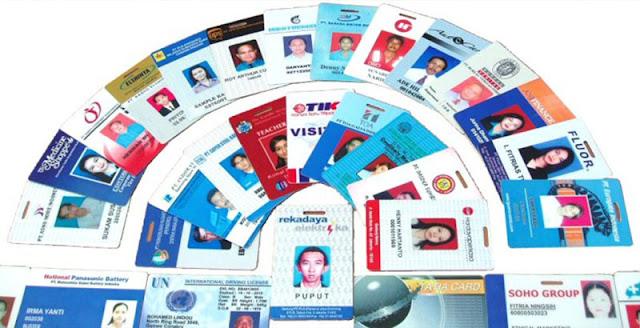 Jasa Cetak ID Card Murah Di Jakarta