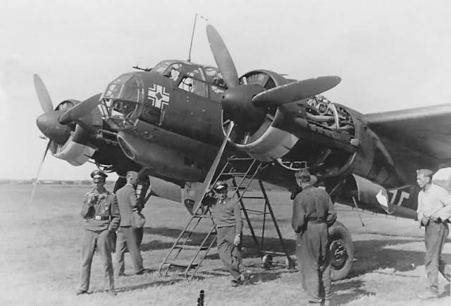 Junkers Ju-88 Operation Barbarossa 22 June 1941 worldwartwo.filminspector.com