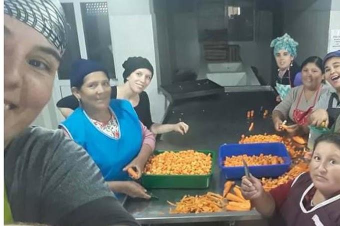 Exitosa jornada por el Día de la Mujer Emprendedora en Río Negro