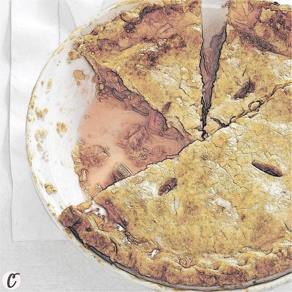 Perfect Rhubarb Pie 🥧