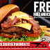 Free Fries and Iced Tea when you purchase any burger at Zark's Burgers