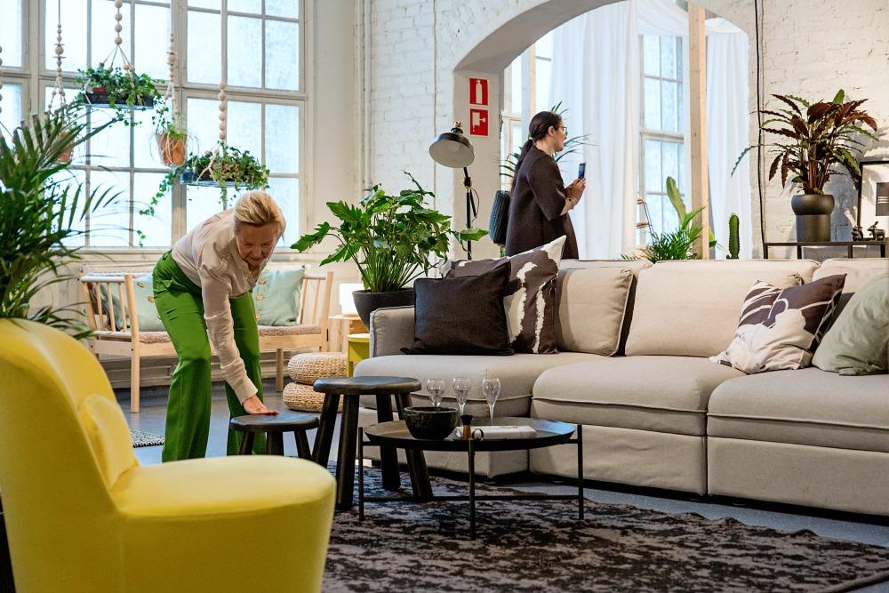 Ikea, kuvasto