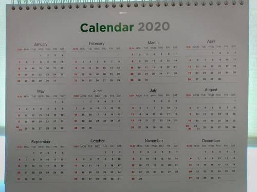 Jadwal Libur Nasional, Cuti Bersama di Tahun 2020, PNS Mendapatkan Jatah Libur 20 Hari