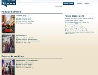 Subcene.com