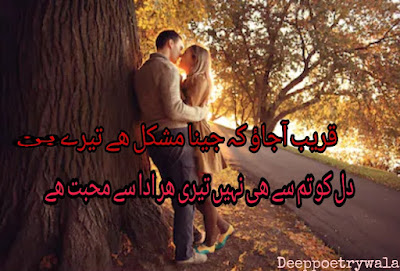 Love Poetry | Urdu Poetry | 2 Lines Poetry | Love quotes | Romantic Poetry |Romantic quotes
