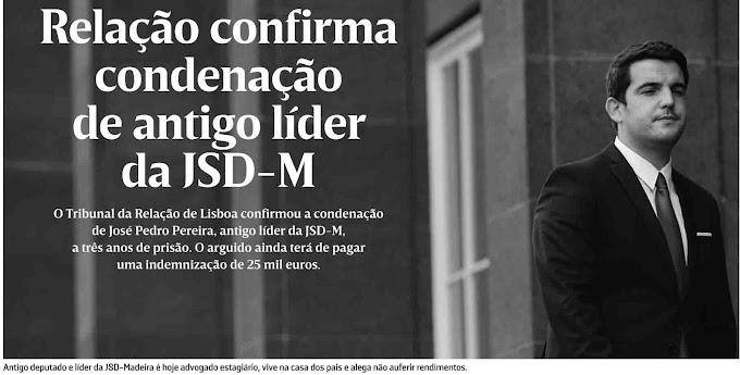 A JSD Madeira precisa de purga