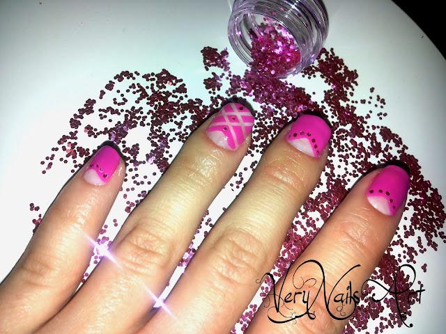 Decoración de uñas fácil y rápido