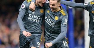 Saksikan Duel Seru Pertandingan Leicester Vs Chelsea di Mola TV