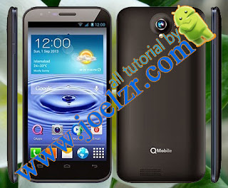 qmobile firmware download