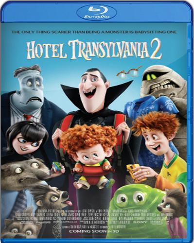 Hotel Transylvania 2 [BD50] [2015] [Latino]