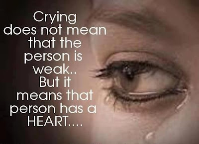 Sad Quotes About Crying