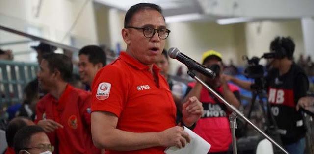 Imbas Corona, PSSI Hentikan Kompetisi Liga 1 Dan 2 Hingga Waktu Yang Tidak Ditentukan