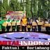 Sinergitas TNI-Polri Di Jakarta Barat Dengan Berolah Raga Bersama Dalam Peringati HUT Bhayangkara