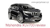 Mahendra XUV700 Grand release in Hyderabad