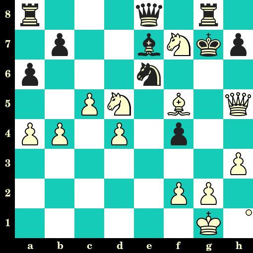 Les Blancs jouent et matent en 2 coups - Jeremy Silman vs Ozdal Barkan, Palo Alto, 1981