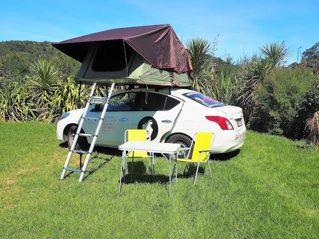 Campsites Neuseeland