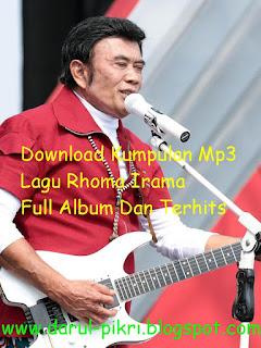 Download Kumpulan Mp3 Lagu Rhoma Irama Full Album Dan Terhits