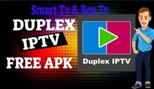 DUPLEXPLAY  IPTV EXCELLENT MEDIA PLAYER 2020