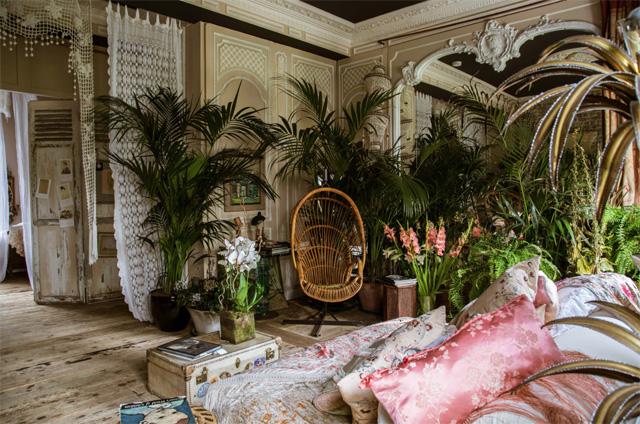 blog deco boheme jungle lovers of mint