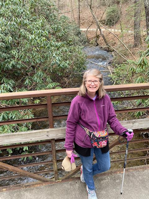 hiking trails in North Carolina
